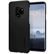 Spigen Thin Fit Black Samsung Galaxy S9