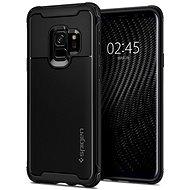 Spigen Rugged Armor Urban Black Samsung Galaxy S9 - Ochranný kryt