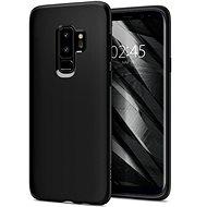 Spigen Liquid Crystal Matte Black Samsung Galaxy S9+