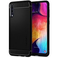 Spigen Rugged Armor Black Samsung Galaxy A50