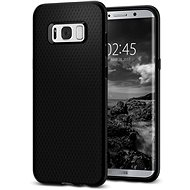 Spigen Liquid Air Black Samsung Galaxy S8 - Kryt na mobil