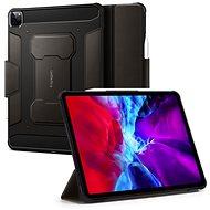 "Spigen Rugged Armor Gunmetal iPad Pro 12.9"" 2020/2018 - Pouzdro na tablet"