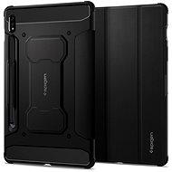 "Spigen Rugged Armor Pro Black Samsung Galaxy Tab S7 11"" - Pouzdro na tablet"