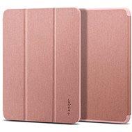 "Spigen Urban Fit Rose Gold iPad Air 10.9"" 2020 - Pouzdro na tablet"