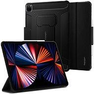 "Spigen Rugged Armor Pro Black iPad Pro 12.9"" 2021 - Pouzdro na tablet"