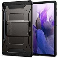 Spigen Tough Armor Pro Gunmetal Samsung Galaxy Tab S7 FE/S7 FE 5G - Pouzdro na tablet