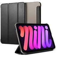 Spigen Smart Fold Black iPad mini 6 2021 - Pouzdro na tablet