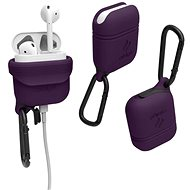 Catalyst Waterproof Case Deep Plum AirPods - Obal