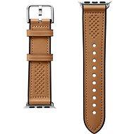 Spigen Retro Fit Brown Apple Watch 44/42mm - Řemínek