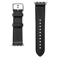 Spigen Retro Fit Black Apple Watch 44/42mm - Řemínek