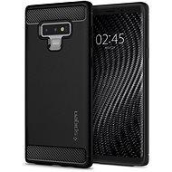 Spigen Rugged Armor Black Samsung Galaxy Note9 - Kryt na mobil