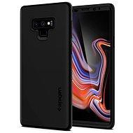 Spigen Thin Fit 360 Black Samsung Galaxy Note9 - Kryt na mobil