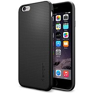 Spigen Liquid Air Black iPhone 6s/6 - Kryt na mobil