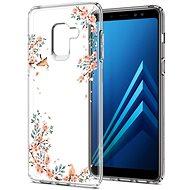 Spigen Liquid Crystal Blossom Nature Samsung Galaxy A8 (2018) - Kryt na mobil