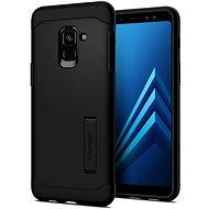 Spigen Slim Armor Black Samsung Galaxy A8 (2018)