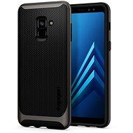 Spigen Neo Hybrid Gunmetal Samsung Galaxy A8 (2018) - Ochranný kryt