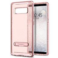 Spigen Crystal Hybrid Glitter Rose Gold Samsung Galaxy Note 8 - Kryt na mobil