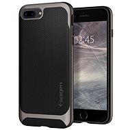 Spigen Neo Hybrid Herringbone Gunmetal iPhone 7/8 Plus - Ochranný kryt