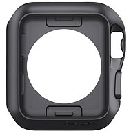 Spigen Slim Armor Gray Apple Watch 3/2/1 38mm - Ochranný kryt