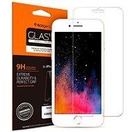 Spigen Screen Protector GLAS.tR SLIM iPhone 7 Plus - Ochranné sklo