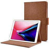 """Spigen Stand Folio Case Brown iPad 9.7"""" - Ochranný kryt"""