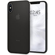 Spigen Air Skin Black iPhone XS/X