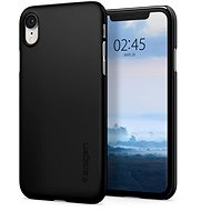 Spigen Thin Fit Black iPhone XR - Ochranný kryt