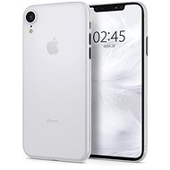 Spigen Air Skin Clear iPhone XR - Kryt na mobil