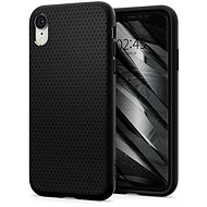 Spigen Liquid Air Black iPhone XR