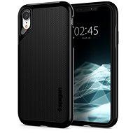 Spigen Neo Hybrid Jet Black iPhone XR - Kryt na mobil