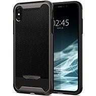 Spigen Hybrid NX Gunmetal iPhone XS Max - Kryt na mobil
