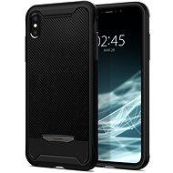 Spigen Hybrid NX Black iPhone XS Max - Kryt na mobil