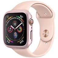 Spigen Thin Fit Rose Gold Apple Watch 4 40mm - Ochranný kryt