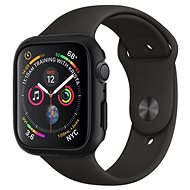 Spigen Thin Fit Black Apple Watch 6/SE/5/4 44mm - Ochranný kryt