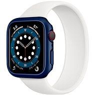 Spigen Thin Fit Blue Apple Watch 6/SE/5/4 44mm - Protective Watch Cover