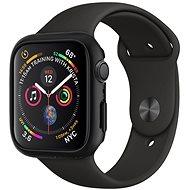 Spigen Thin Fit Black Apple Watch 4 40mm - Ochranný kryt