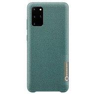 Samsung  Ekologický zadní kryt z recyklovaného materiálu pro Galaxy S20+ zelený