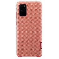 Samsung  Ekologický zadní kryt z recyklovaného materiálu pro Galaxy S20+ červený - Kryt na mobil