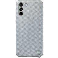 Samsung Ekologický zadní kryt z recyklovaného materiálu pro Galaxy S21+ mátově šedý - Kryt na mobil