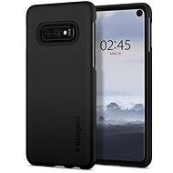 Spigen Thin Fit Black Samsung Galaxy S10e - Kryt na mobil
