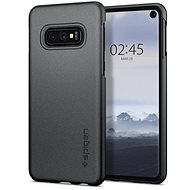 Spigen Thin Fit Gray Samsung Galaxy S10e - Kryt na mobil