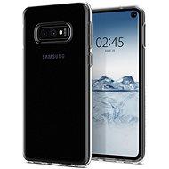 Spigen Liquid Crystal Clear Samsung Galaxy S10e - Kryt na mobil