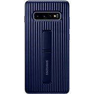 Samsung Galaxy S10+ Protective Standing Cover černý