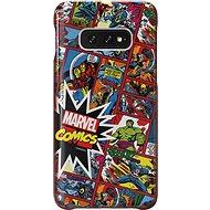 Samsung Marvel Comics kryt pro Galaxy S10e - Kryt na mobil