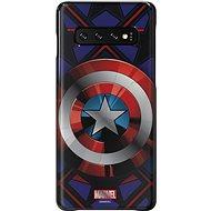 Samsung Captain America kryt pro Galaxy S10 - Kryt na mobil