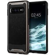 Spigen Hybrid NX Gunmetal Samsung Galaxy S10 - Kryt na mobil