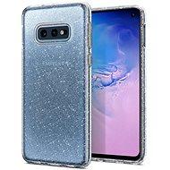 Spigen Liquid Crystal Glitter Clear Samsung Galaxy S10e - Kryt na mobil