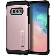 Spigen Tough Armor Rose gold Samsung Galaxy S10e - Kryt na mobil