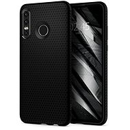 Spigen Liquid Air Black Huawei P30 Lite - Kryt na mobil