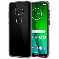 Spigen Liquid Crystal Clear Moto G7/G7 Plus - Kryt na mobil